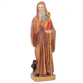 Statue Saint Benoit - 16cm