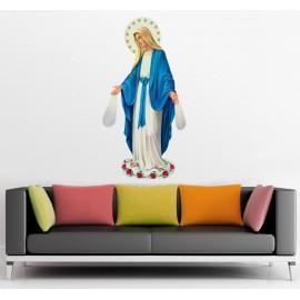Stickers Vierge Miraculeuse