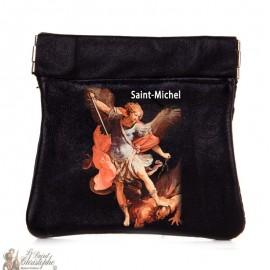 Etui à chapelet - Saint Michel