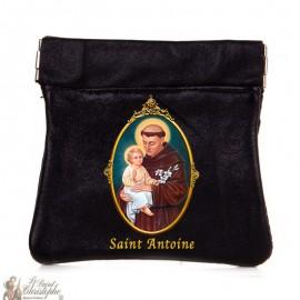 Etui à chapelet - Saint Antoine