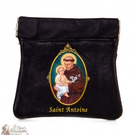 Rosary case - Saint Anthony