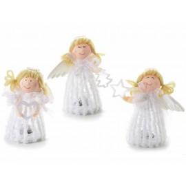 Ange robe laine - lumineux LED