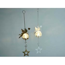 Engel zum Aufhängen - LED-Licht