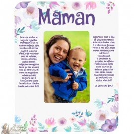 Cadre photo Maman