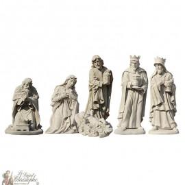 Pesebre de Navidad - Personajes 6 piezas