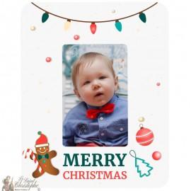 Cadre photo Noël
