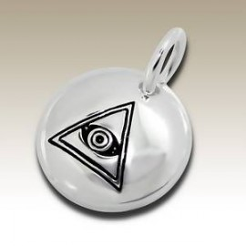 Pendant the eye the providence - Silver 925
