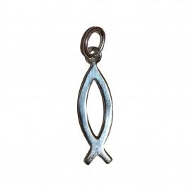 Fish pendant - Silver 925