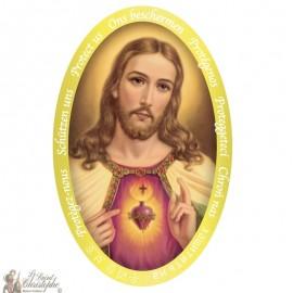 Heilig Hart van Jezus Sticker