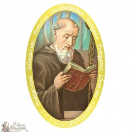 Sticker Sint Benoît
