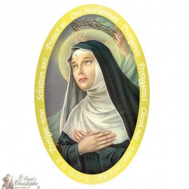 Sticker Sainte Rita