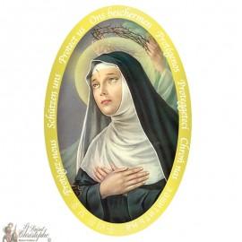 Sticker Sainte Rita
