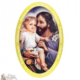 Sticker Saint Joseph