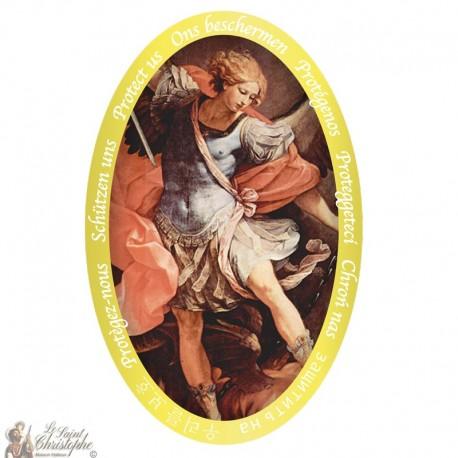 Sticker Saint Michel
