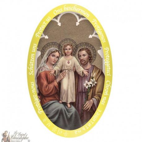 Heilige Familie Sticker