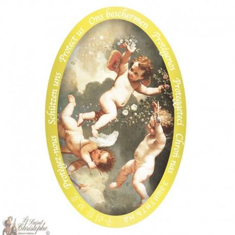 Engelen Sticker
