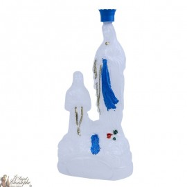 Holy water bottle Virgin Mary Apparition - 20 cm