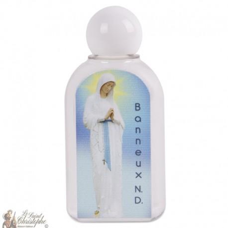 Bottle of Lourdes Apparition plastic - 80 ml