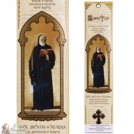 Incense pouch - Holy Benedict - 15 pcs