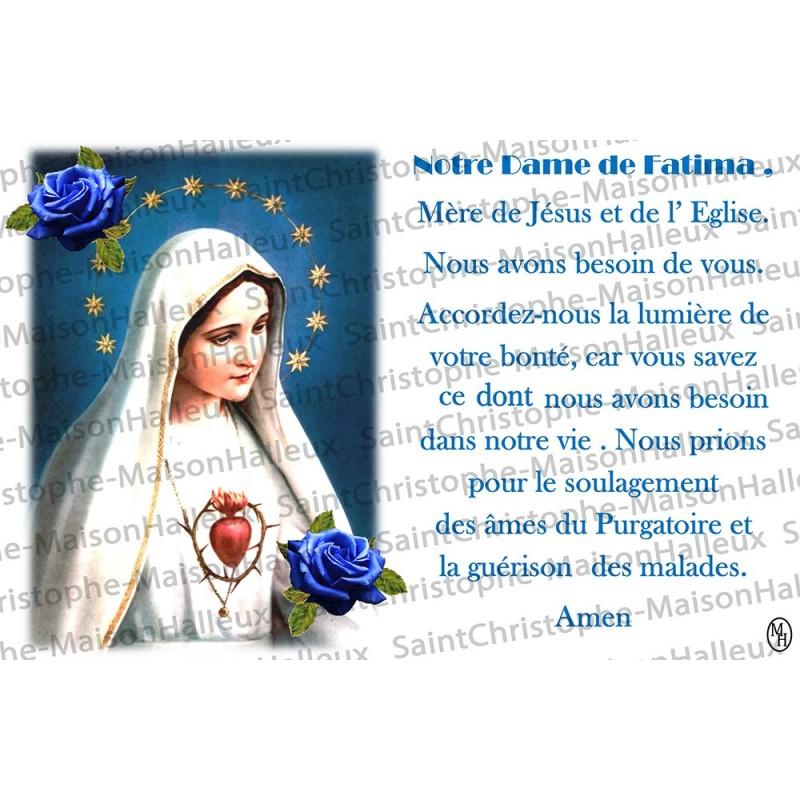 Fatima Gebet