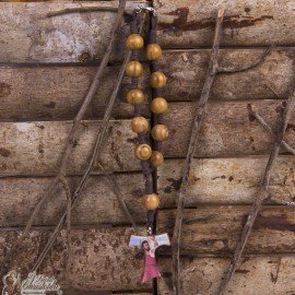 Dizaine bois d'olivier Saint Christophe