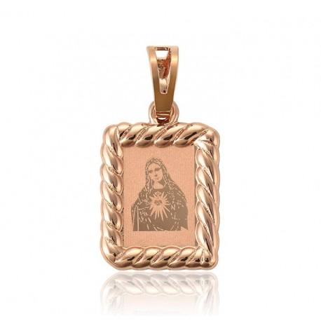 Médaille Sacré cœur de Marie