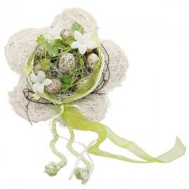 Fleurs décoration de Pâques