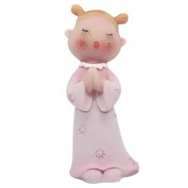 Communion fille figurine