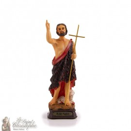 Saint John the Baptist - statue - 15,5 cm
