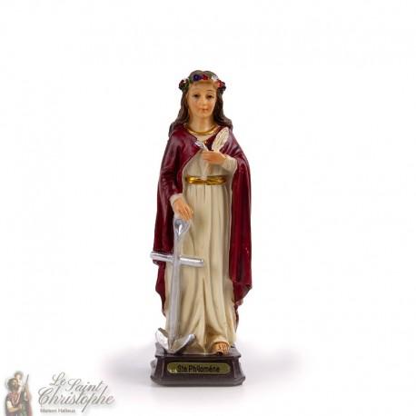 Sainte Philomène - statue