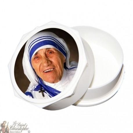 Boite chapelet Mère Teresa