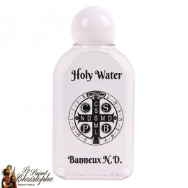 Holy water bottle of Banneux N.D - miraculous water of the apparition