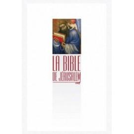 Biblia de Jerusalén - grapada