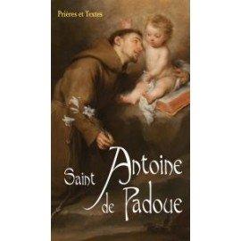 Saint Anthony of Padua - Prayers and texts