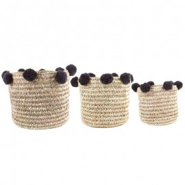 Baskets Pumps grey mole lot 3 pieces