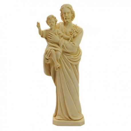 Statue à Sainte Thérèse de Lisieux poudre de Marbre