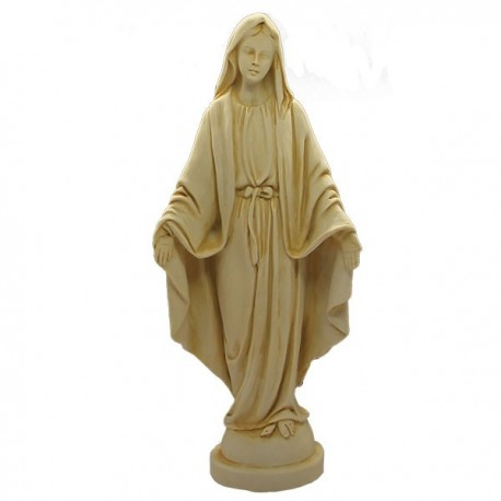 Statue Christ Merciful Marble Powder