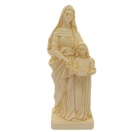 Statue Vierge Miraculeuse  poudre de Marbre