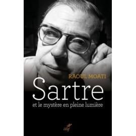 Sartre et le mystère en pleine lumière - livre