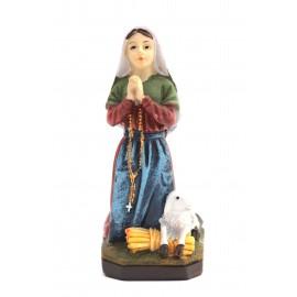 Statue der Heiligen Bernadette - 7,5 cm