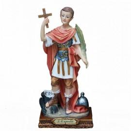 Statue Saint Expedit - 21 cm