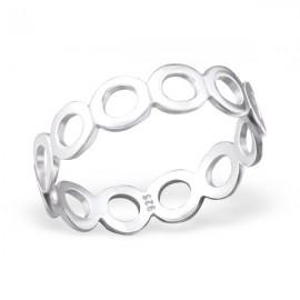 Kreisring - Silber 925