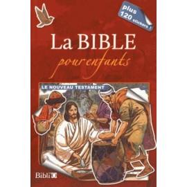 La Biblia de los Niños - El Nuevo Testamento