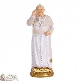 Pope Francis - Statue 14 cm