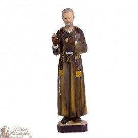 Resin statue of Padre Pio - 30 cm