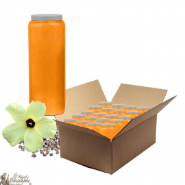 Novena candles scented with Musk - box of 20 pieces