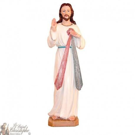 Statue of Merciful Jesus Christ - 40 cm