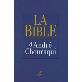 The Bible - André Chouraqui