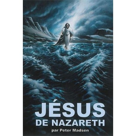 Jesus of Nazareth - Comics by Peter Madsen