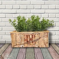 Potdeksels - plantenbakken